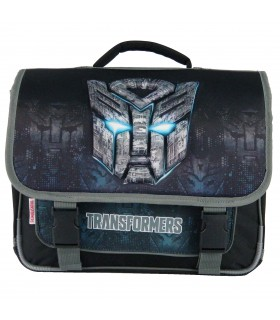 Cartable 38 Cm Transformers Noir Hasbro