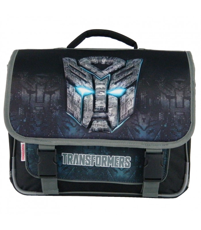 Cartable Hasbro Transformers 38cm Noir
