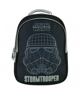 SAC A DOS NOIR-STAR WARS