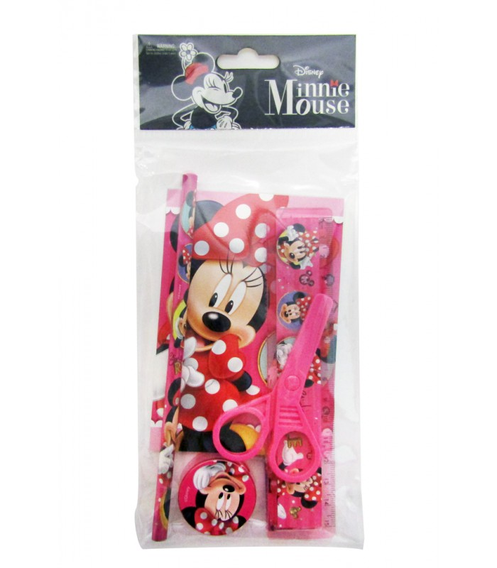 Set écriture Disney Minnie Imprimé