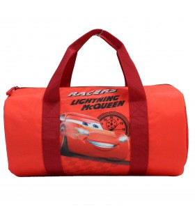 Sac de sport Cars McQueen Rouge Disney