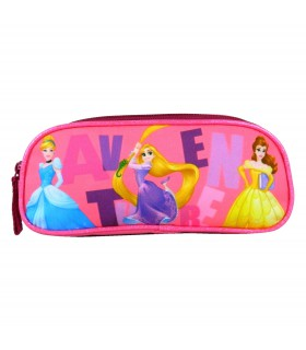 Trousse Scolaire Princesses Rose Disney