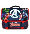 Cartable 38cm Avengers Bleu Marine Marvel