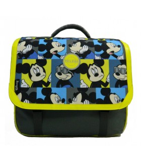 CARTABLE 38 CM PHILEAS MICKEY SYSTÈME SMART COMFORT
